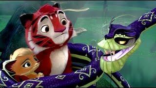 Лео и Тиг -  Осень в тайге 🌲 4 серия Новые российские мультфильмы 2017 для детей и взрослых