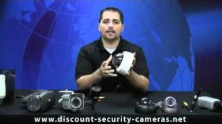 Introduction To Security Systems: Security Cameras