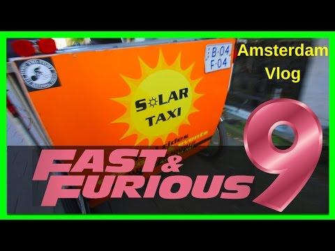 Fast and Furious 9 Trailer - Solar Taxi