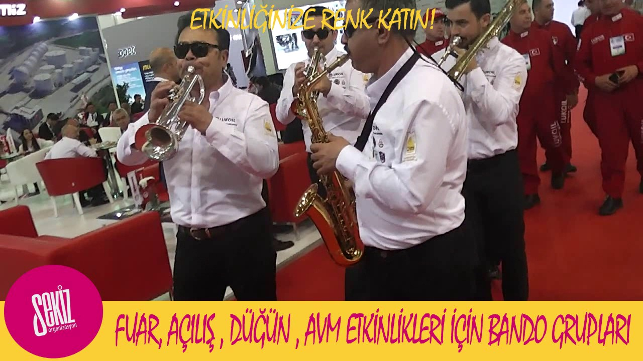 Bando Ekibi  Kiralama - Sekiz Müzik Organizasyon #bandokiralama #istanbulbandoekipleri #bandogrubu
