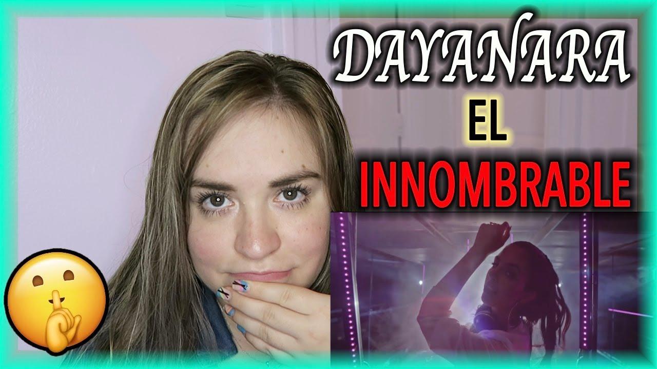 Download Dayanara - El Innombrable || VIDEO REACCIÓN || Kimberly Meilyn