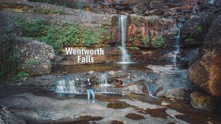 Wentworth Falls Track