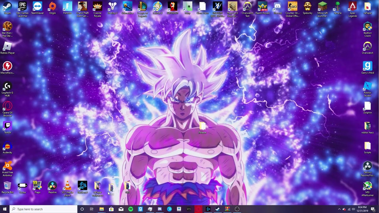 Cool Wallpapers For Pc Animated