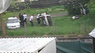 romove v upici oprava auta :)
