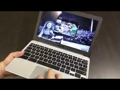 ASUS Chromebook C201 Review