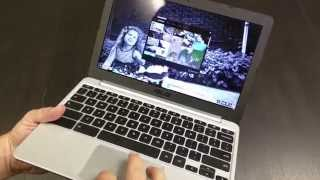 ASUS Chromebook C201 Review