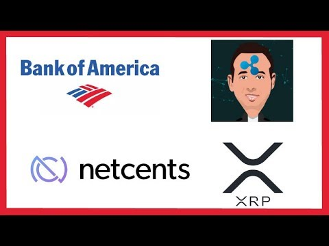 Bank of America Crypto Storage System Patent - NetCents XRP - Ran NeuNer Ripple XRP Enlightenment