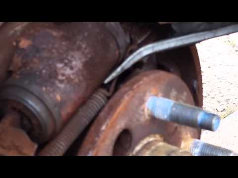 How To Adjust Drum Brakes DIY