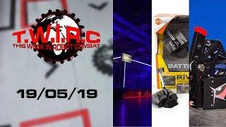 This Week In Robot Combat   19/05/19