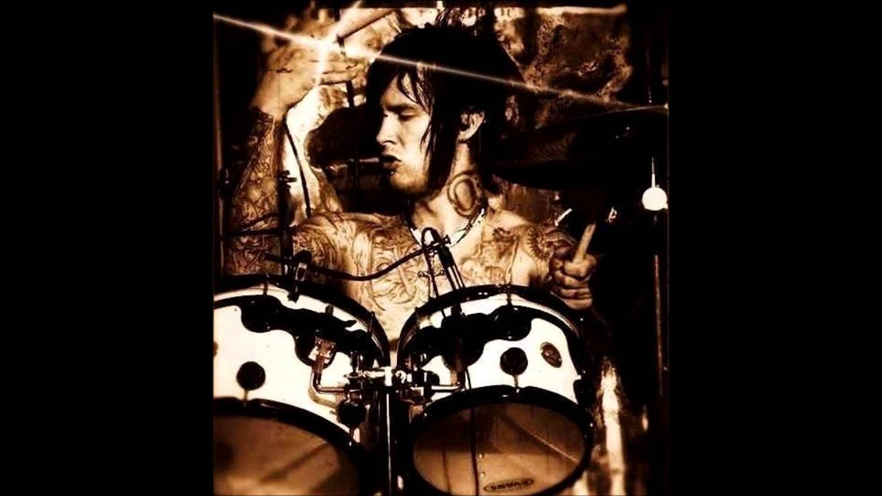A7x Beast And The Harlot Drum Track Youtube