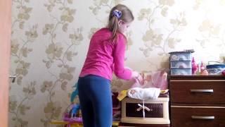 Как сделать кровать  для реборна или  беби бона