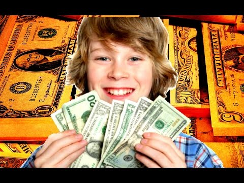 Top 10 Richest Kids In The World 2016
