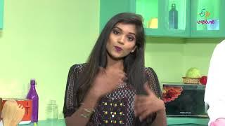 Jain schezwan sauce | At Home | 21st March 2018 | Full Episode | ETV Abhiruchi