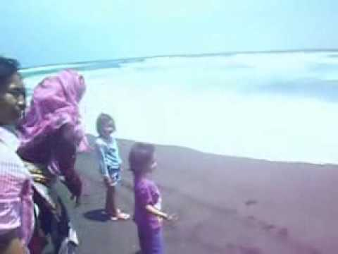 Java Yogyakarta Beach DEPOK Tourism Destination