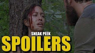 The Walking Dead Season 9 Episode 7 Sneak Peek Breakdown Spoilers Theory & Discussion