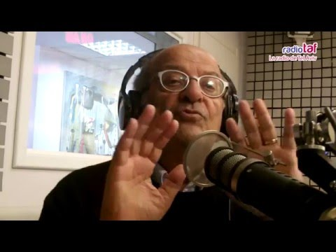 Claude Sitbon sur radioTAF - qui sont les Tunisraeliens ?