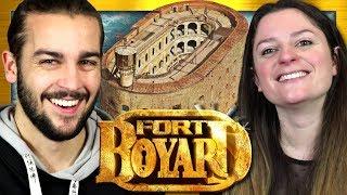 ON JOUE A FORT BOYARD !
