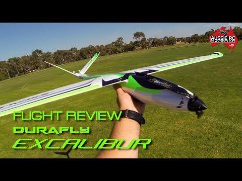 Flight Review: Hobbyking Durafly Excalibur
