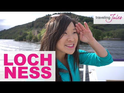 INVERNESS, SCOTLAND: Loch Ness Cruise and Urquhart Castle