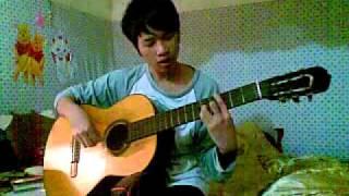 bài hát tặng em guitar solo