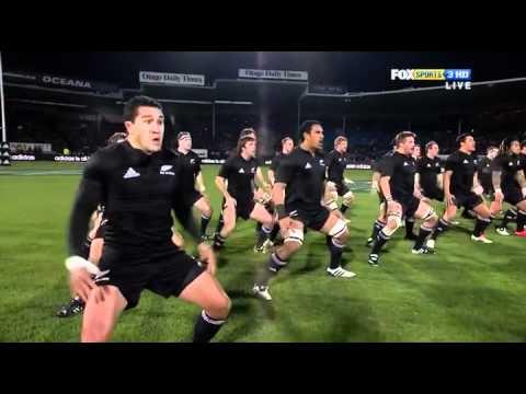 All Blacks Haka vs Fijian Cibi