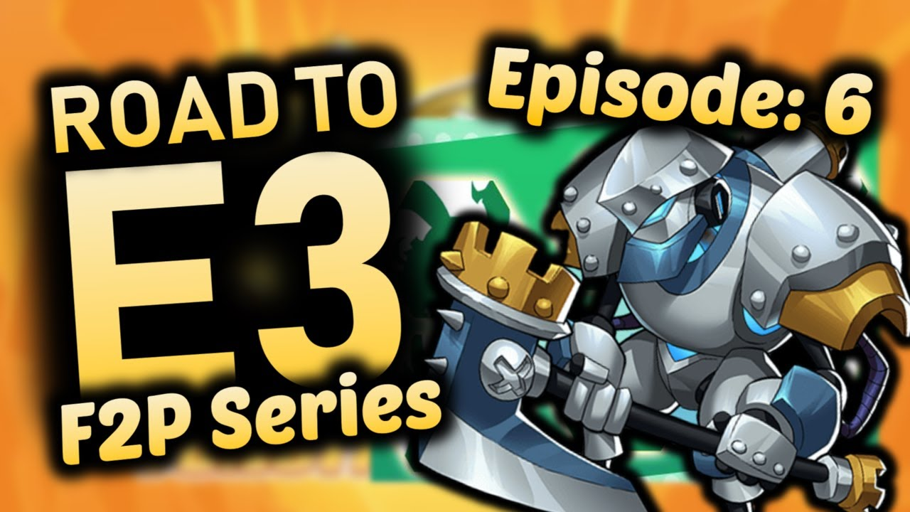 Download We Roll Dice for the First Time! - Road to E3: Ep.6 - An IDLE HEROES F2P Series