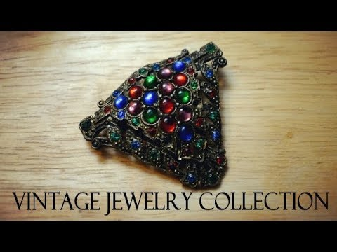 My Vintage Jewelry Collection