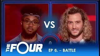 Download lagu JeRonelle vs Noah Barlass THIS BATTLE ENDS IN CHAOS S2E6 The Four