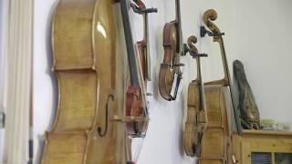 Altes Handwerk: Geigenbau in Freiburg