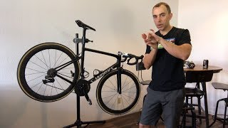 How to Install a Road tire on a Tubeless Rim