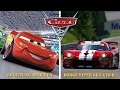 Cars 2 Characters In Real Life