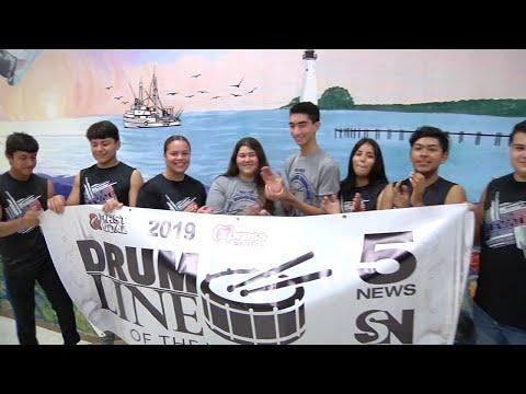 DRUMLINE: Port Isabel High School