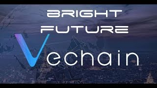 Vechain Cryptocurrency Has a Bright Future as Top 20 Altcoin