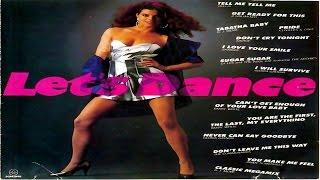 Let's Dance Vol.1 [1992] - Som Livre (CD Completo)