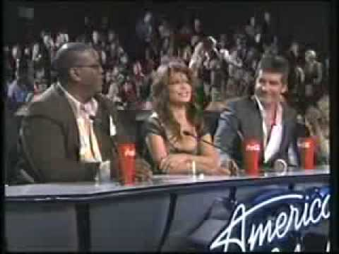 American Idol  Jack Black  Kiss From A Rose