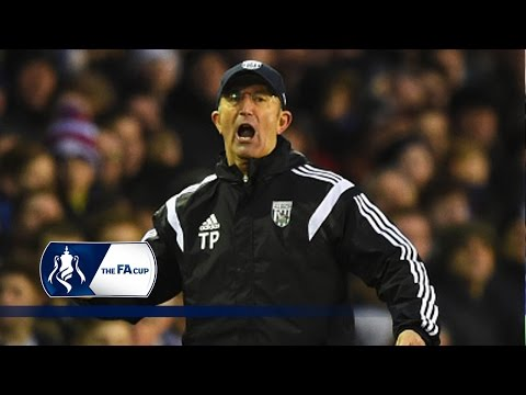 Birmingham 1-2 West Bromwich Albion – FA Cup Fourth Round | Goals & Highlights