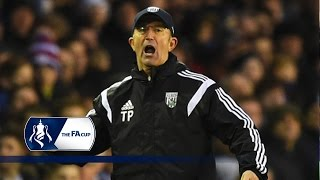 Birmingham 1-2 West Bromwich Albion - FA Cup Fourth Round | Goals & Highlights