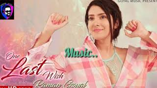 Rabba Pura Mera ek Arman Krde -Lyrics song Raman goyal  new panjabi song|Goyal music| 2020|