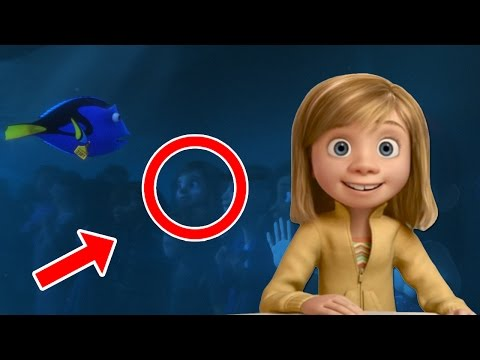 Los Secretos Escondidos que Conectan a Todas las Peliculas de Pixar/Disney
