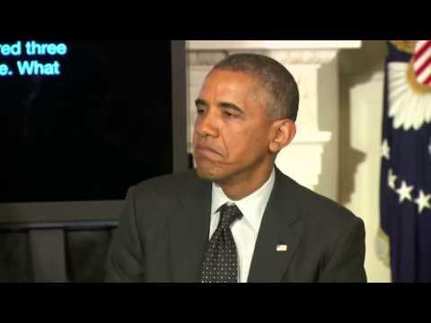 President Obama praises Australia