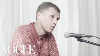 "Watch Stromae's Exclusive Performance of ""Formidable"" for Vogue.com"