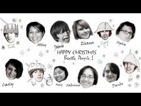 The Beatle Scruffs Christmas Message 2010