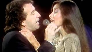 Festival de Viña 1984, José Luis Perales - Daniela Romo, Celos