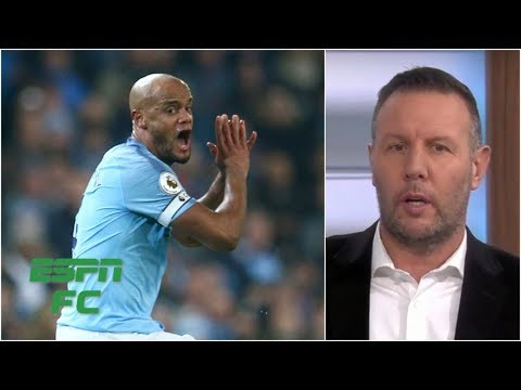 Did Vincent Kompany deserve a red card in Man City vs. Liverpool? | Premier League