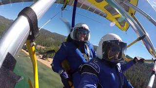 Part 4 Above and Around Tahoe By Air with Paul Hamilton and Darin Talbot