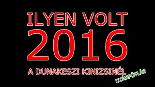 Ilyen volt 2016 a Dunakeszi Kinizsinél (utánpótlás)