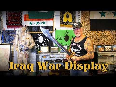 Iraq Display new stuff