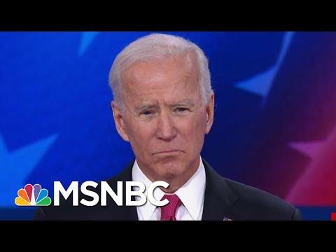 Vice President Joe Biden: I Would Punish Saudi Leaders For Jamal Khashoggi's Death   MSNBC