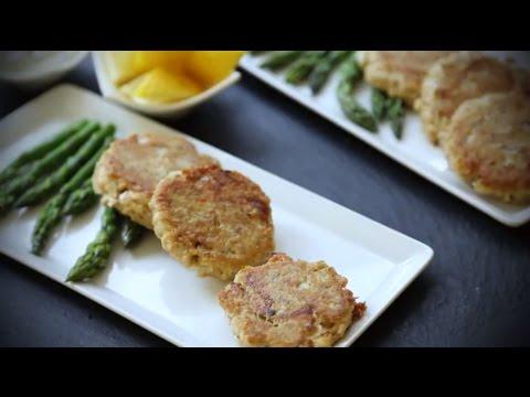How to Make Grandma's Salmon Cakes   Salmon Recipes   Allrecipes.com