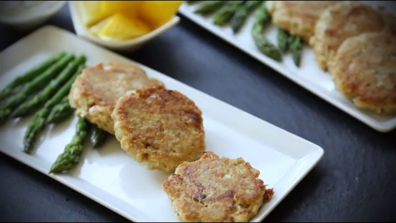 Salmon Recipes - How to Make Grandma's Salmon Cakes - YouTube
